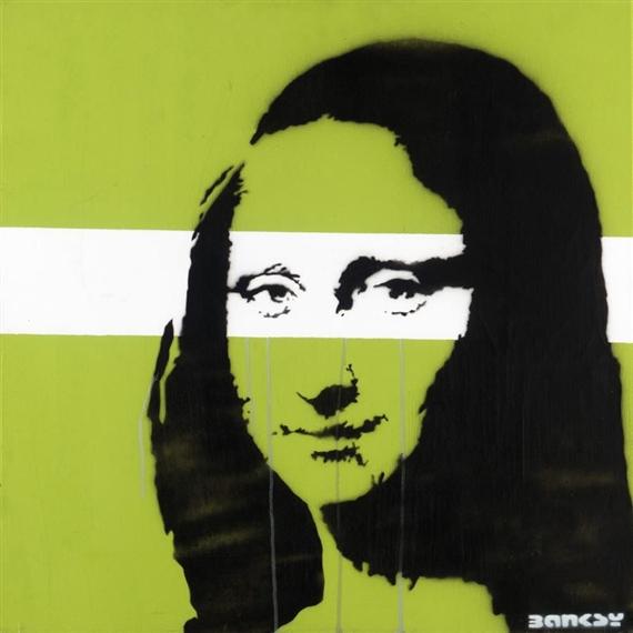 Banksy-Mona Lisa-2003