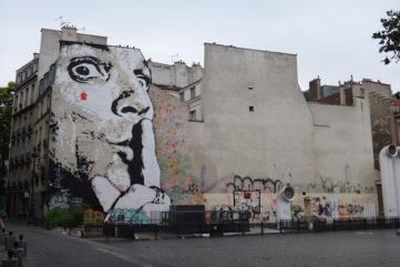 street art city break