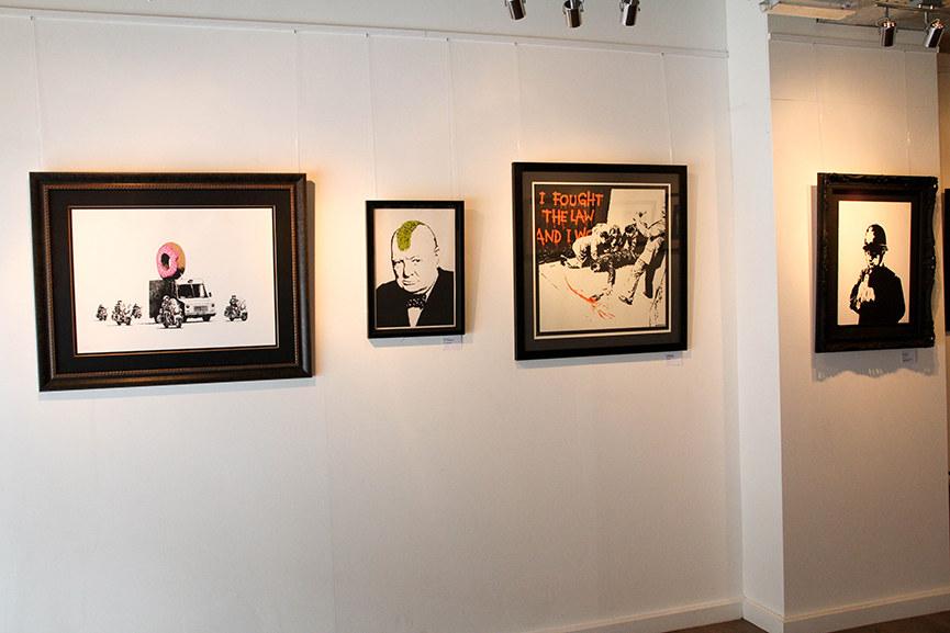 print map home canvas prints york white michael black modern new