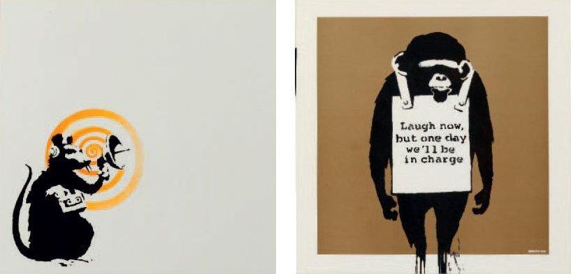 Banksy-Sans Titre-