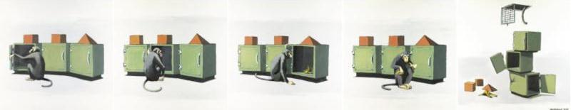 Banksy-Simple Intelligence Testing-2000