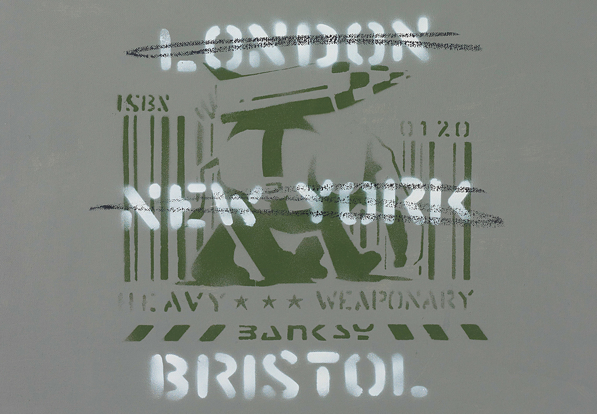 London, New York, Bristol