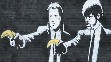 actor graffiti, celebrity graffiti,