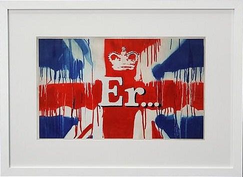 Banksy-Union Jack-