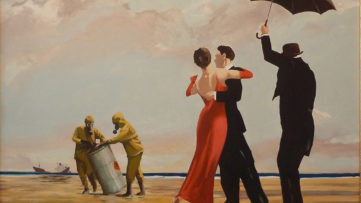 Vettriano Beach Rescue, 2005