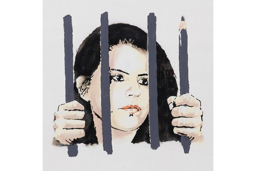 Banksy, Zehra Dogan