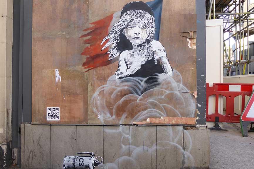 Banksy Rome