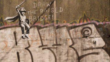 Banksy in Hull