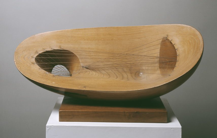 Barbara Hepworth - Landscape Sculpture