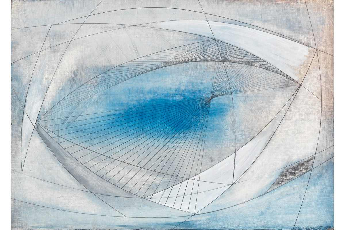 Barbara Hepworth - Project for Wood and Strings