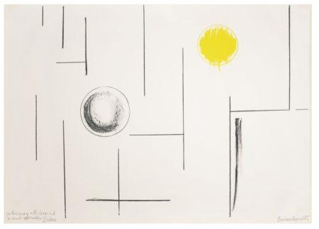 Barbara Hepworth-Sea Forms-1969