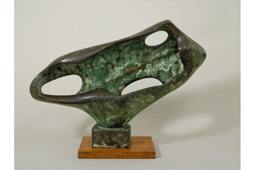 Barbara Hepworth - Sea forms