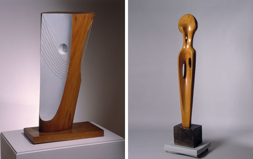 Barbara Hepworth museum was run by tate since 1980 and she was tate first female trustee