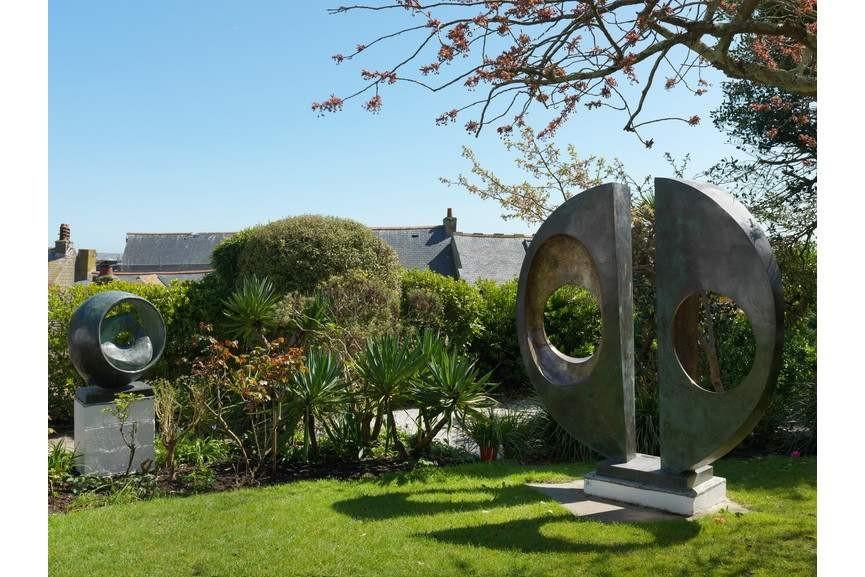 Barbara Hepworth museum St Ives