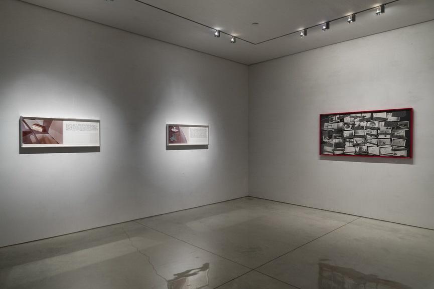 Barbara Kruger - Installation view