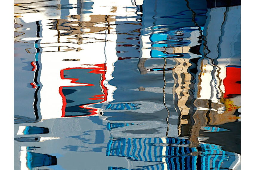 Barbara Vaughn - Limani II, 2012, archival pigment print