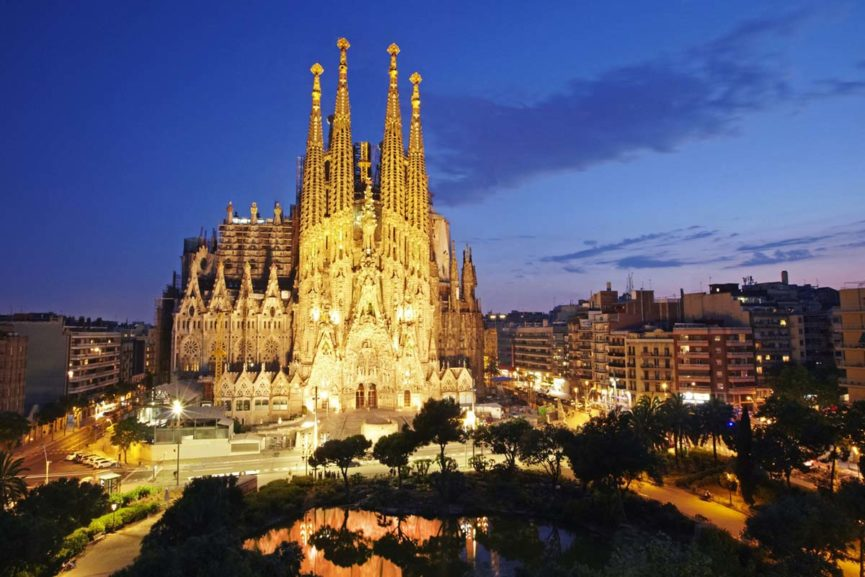 Barcelona Art Travel Special