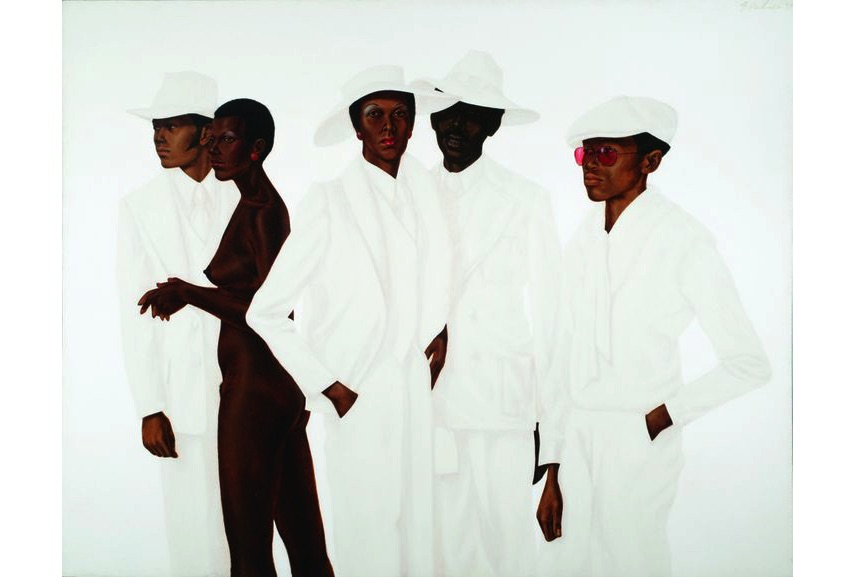 Barkley L. Hendricks - What's Going On, 1974