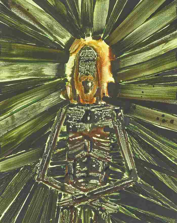 Barnaby Furnas-Resurrection Yellow-2006