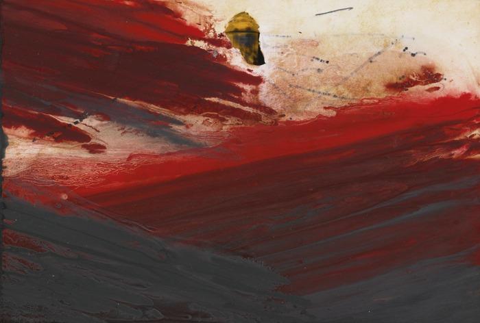 Barnaby Furnas-Untitled (Burnt Sun) V-2008