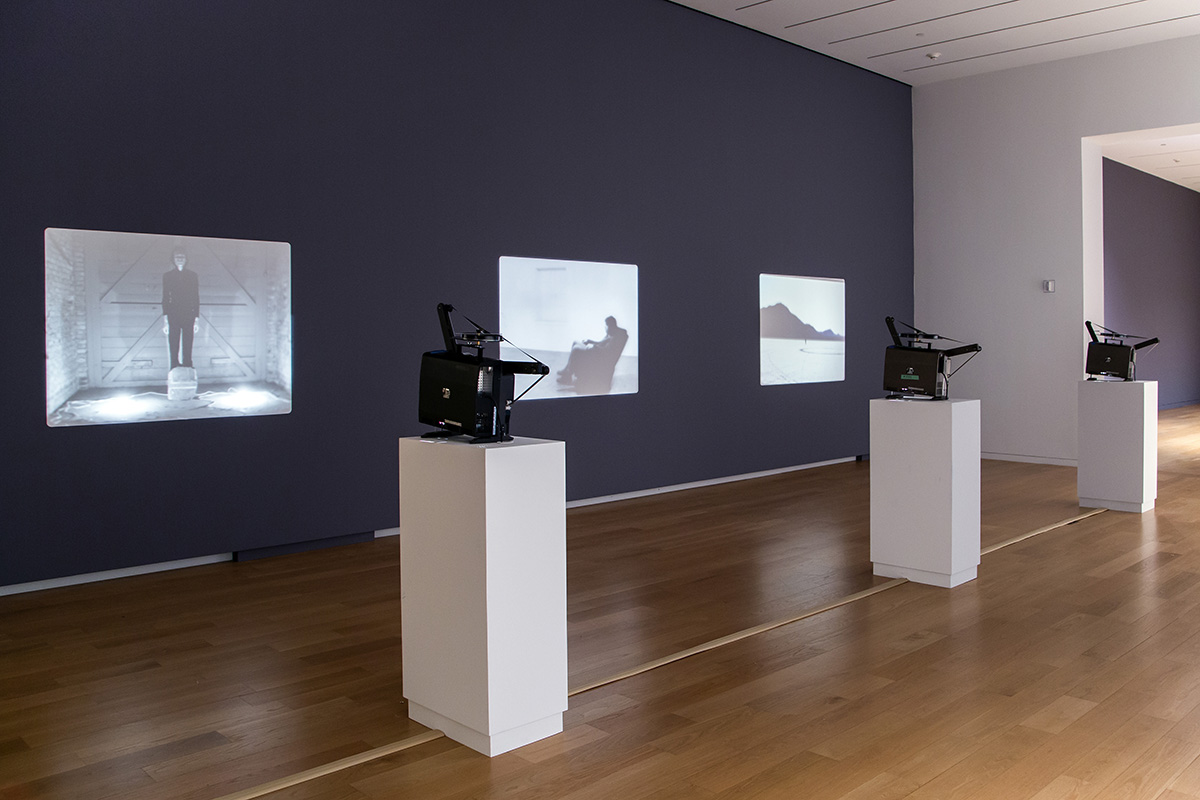 Bas Jan Ader - Films 1970-71 Gallery