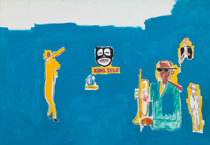 Basquiat and Bayou in New Orleans