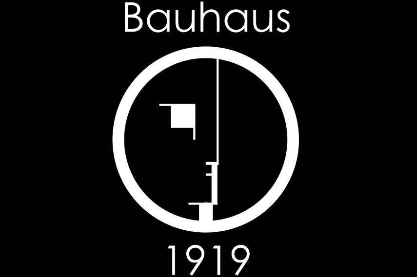 Bauhaus 1919 logo by Neuwks via deviantart com