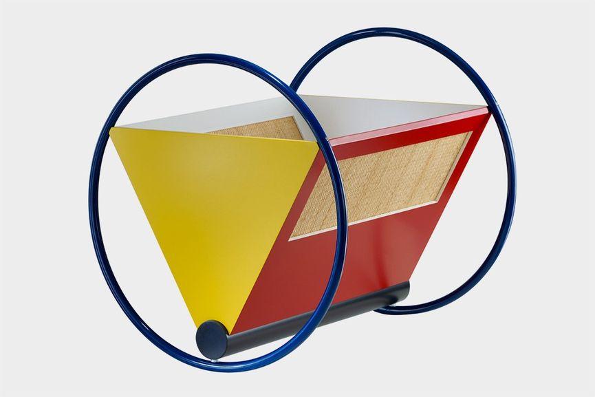 Peter Keler Bauhaus Cradle