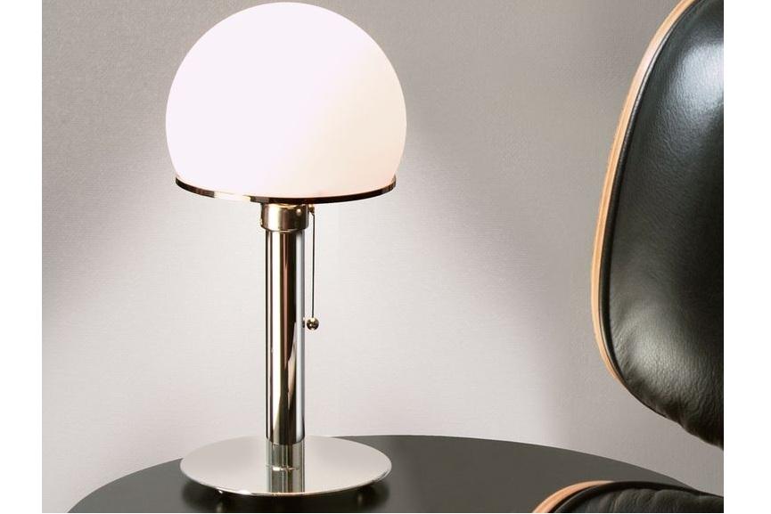 William Wagenfeld Bauhaus Lamp