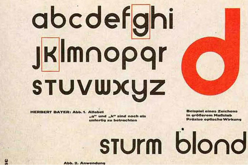 The History of Typography and its Journey Through Art | Widewalls