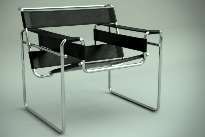 The Wassily Chair; The Wassily Chair ...