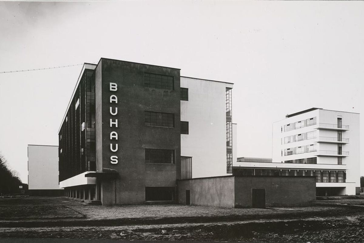 the influence of bauhaus architecture widewalls