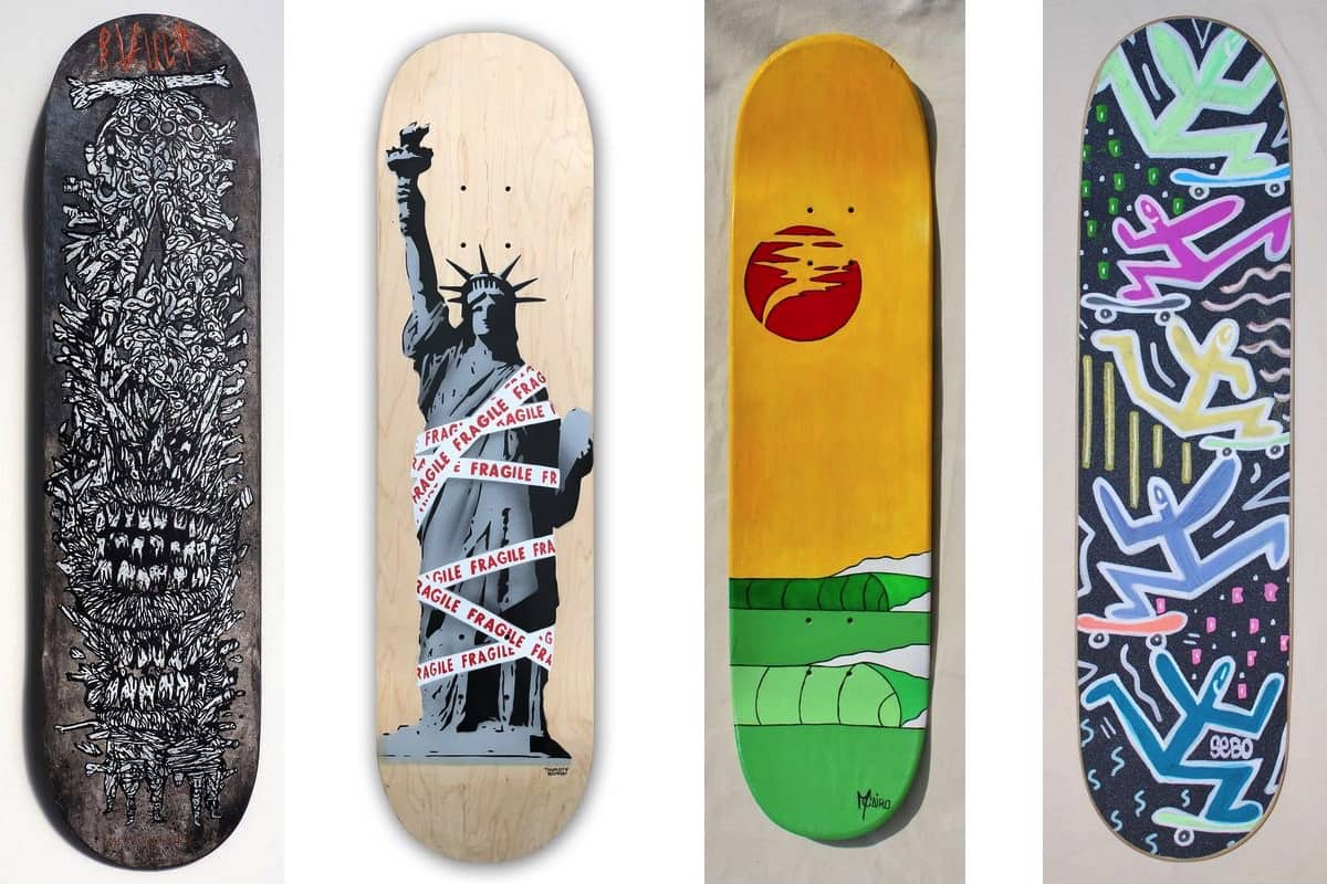 Bault - Grigri, Mcairo - Emerald Roots, ThirstyBstrd - Fragile Liberty, Sebo Walker - Tricks Are For Kids