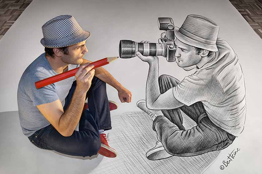 3d pencil drawings draw video page videos design like