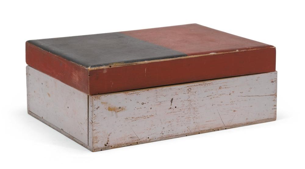 Ben Nicholson-Painted Wooden Box-1932