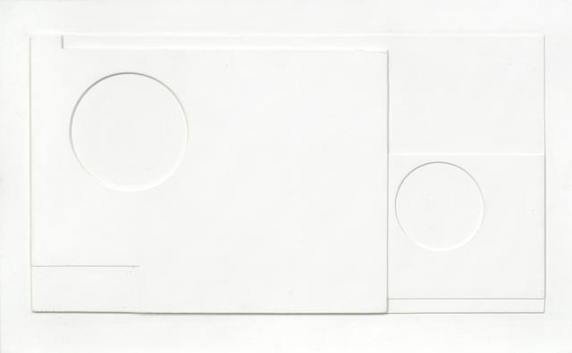 Ben Nicholson-White Relief-1935