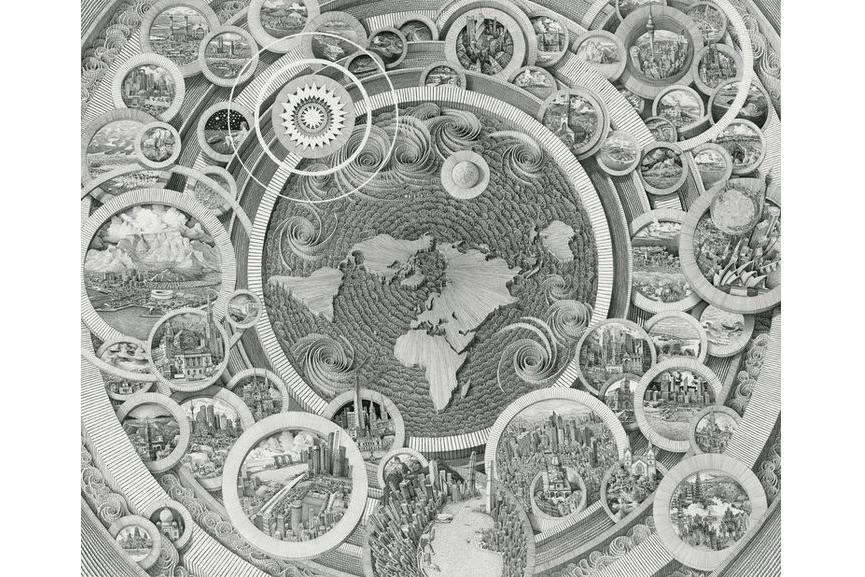 Ben Sack - Atlas Orbis