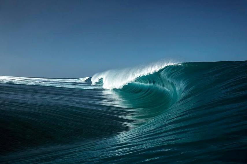 new surf photo by ben thouard