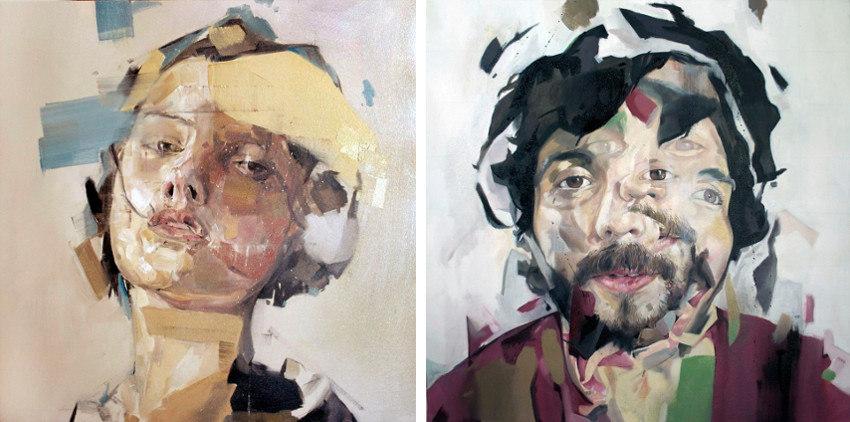 Benjamin Garcia - Presence Of The Greats , 2013 - Automatic Self, 2013