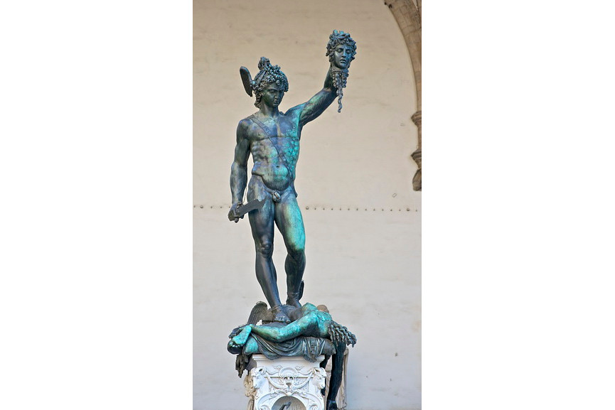 Mannerist Style - Benvenuto Cellini - Perseus with the head of Medusa