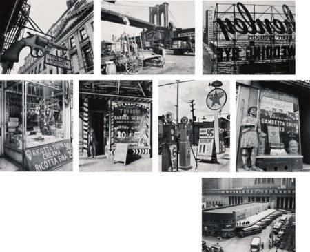 Berenice Abbott-New York Portfolio III-