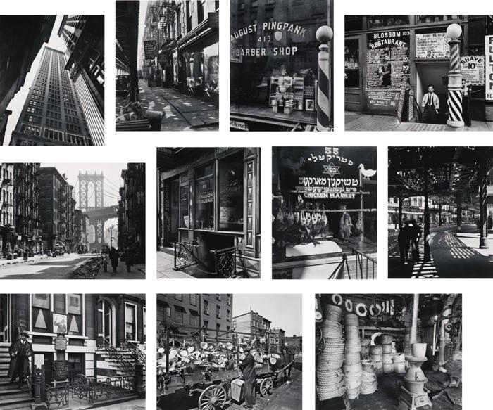 Berenice Abbott-New York Portfolio IV-