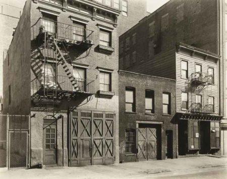 Berenice Abbott-Stanton Street #328-334-1937
