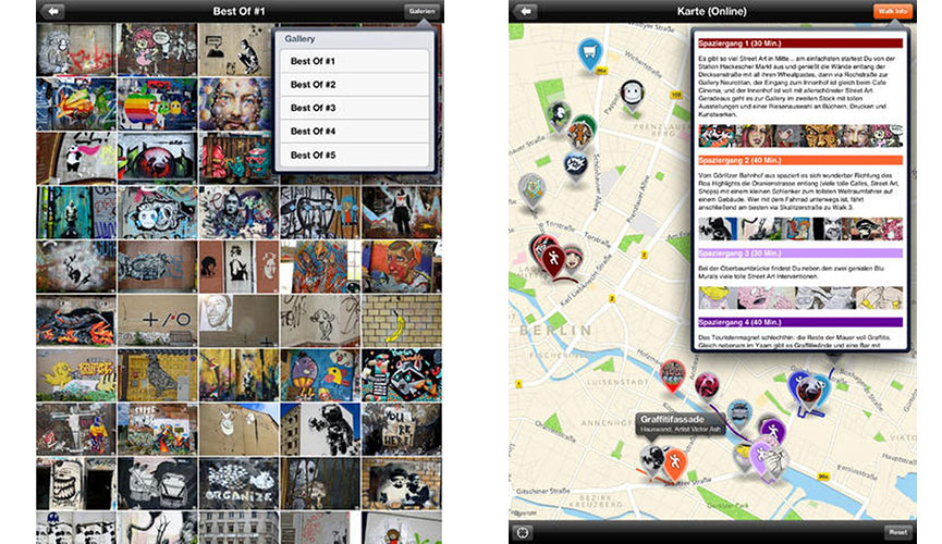 Street Art Apps – NY, London, Berlin and Zurich | Widewalls