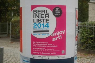 Berliner Liste 2014