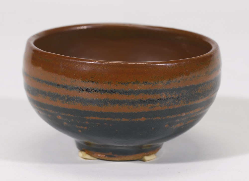 Bernard Leach-A Small Footed Dish-