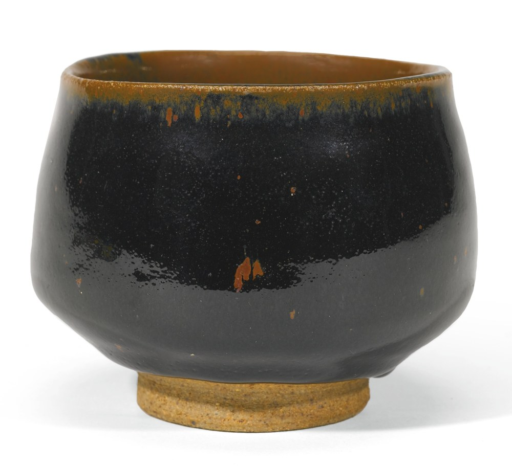 Bernard Leach-Tea Bowl-1960