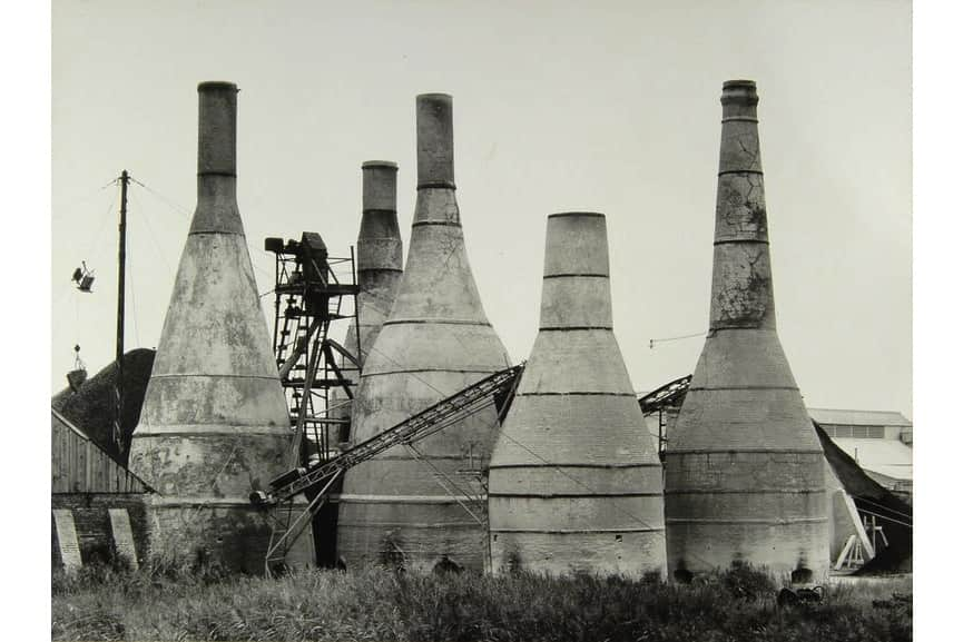 Bernd, Hilla Becher, Lime Kiln, Harlingen, Northern Holland,1900