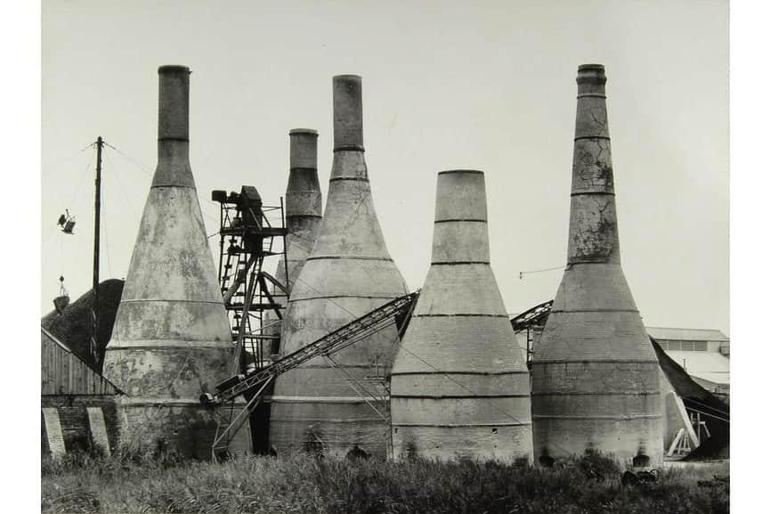 Bernd, Hilla Becher, Lime Kiln, Harlingen, Northern Holland,1900