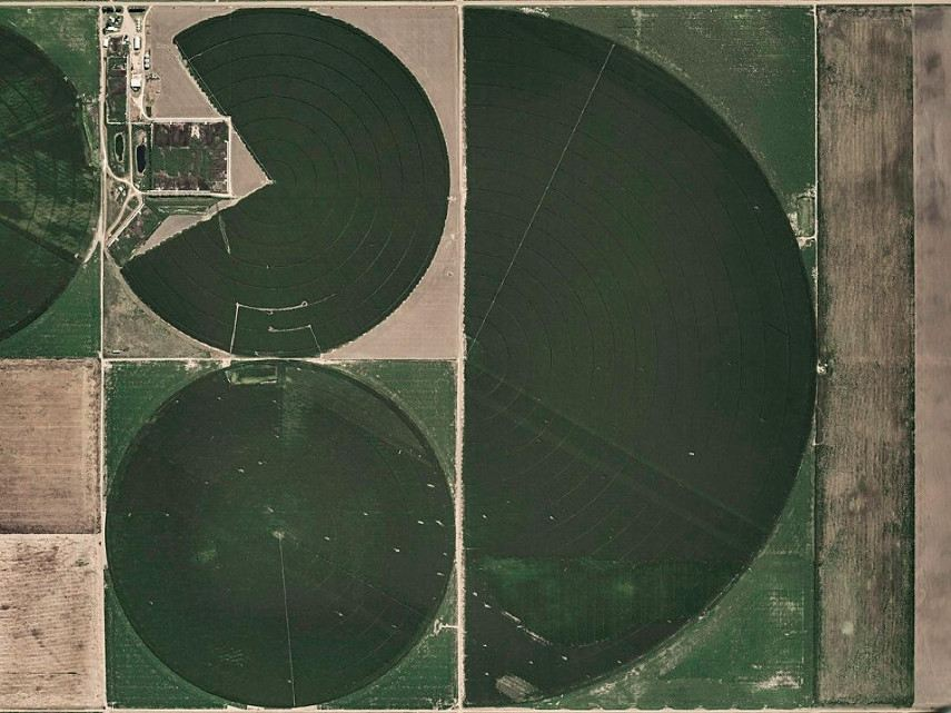 Bernhard Lang - Circle Irrigation 8